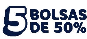 Chromos - Bolsas 50%